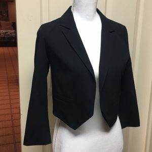 Frenchi Jackets & Coats - Simple cropped blazer